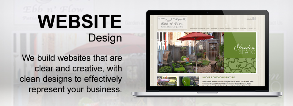 Blue Door Media Website Design
