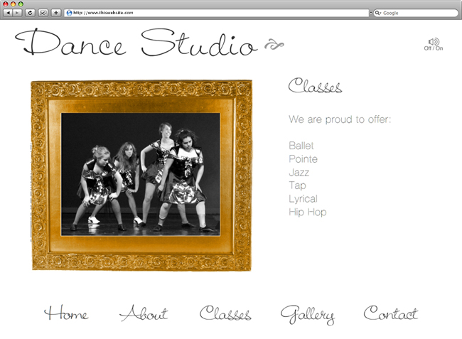 Dance Studio Classes