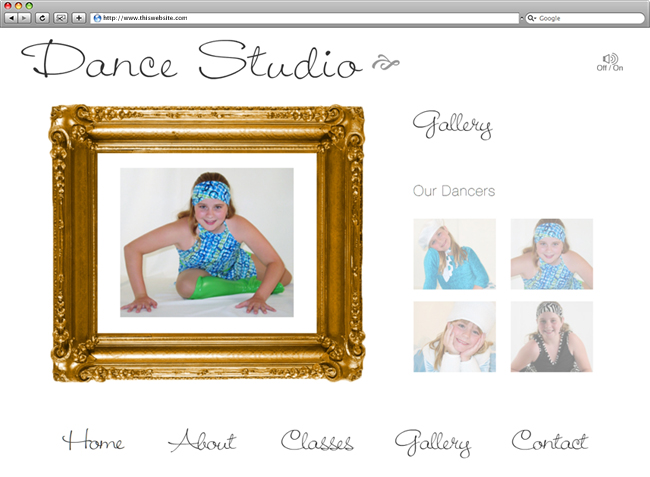 Dance Studio Gallery